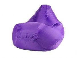 Кресло мешок Оксфорд фиолетовый