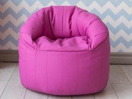 Детское кресло пенек Австралия розовый