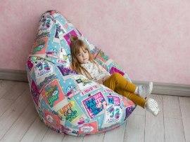 Детское кресло мешок Dream