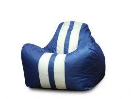 Кресло мешок Dream Спорт синее ( оксфорд )
