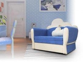 Детский раскладной диван - кровать Малина Облачко