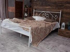 Кованная кровать Francesco Rossi Камелия ( с одной спинкой )