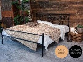 Кованная кровать Francesco Rossi Лацио ( с одной спинкой )