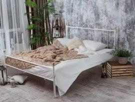 Кованная кровать Francesco Rossi Оливия ( с одной спинкой )