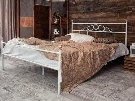 Кованная кровать Francesco Rossi Сандра ( с одной спинкой )