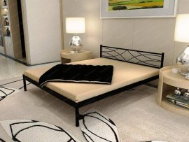 Кровать металлическая СтиллМет Экзотика