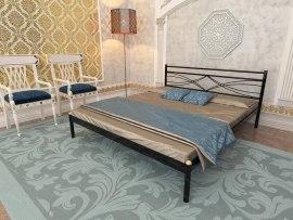 Кровать металлическая СтиллМет Мираж