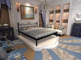 Кровать металлическая СтиллМет Мариана