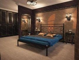 Кровать металлическая СтиллМет Марко