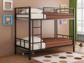 Кровать двухъярусная металлическая Севилья - 2