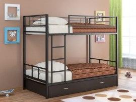 Кровать двухъярусная металлическая Севилья - 2Я