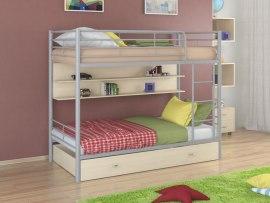 Кровать двухъярусная металлическая Севилья - 3ПЯ