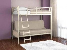 Двухъярусная кровать-диван Дакар 2