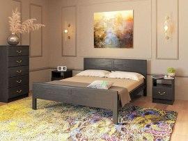 Кровать деревянная Vita Mia Dakota (Дакота)
