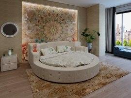 Круглая кровать Vita Mia Eloiza-2 (Элоиза-2)