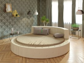 Кровать круглая Vita Mia Eloiza ( Элоиза )