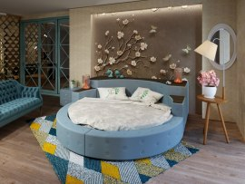 Кровать круглая Vita Mia Eloiza-2 ( Элоиза-2 )