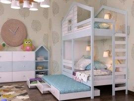 Кровать KidVillage Финляндия-5