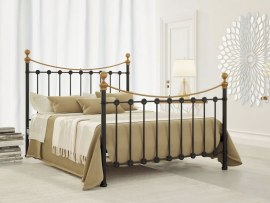 Кровать металлическая DreamLine First (2 спинки)