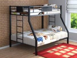 Кровать двухъярусная металлическая Гранада