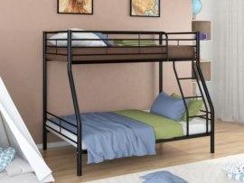 Кровать двухъярусная металлическая Гранада-2