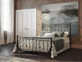 Кровать металлическая DreamLine Guardian (2 спинки)