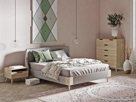 Кровать Райтон Lagom Side Soft