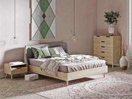 Кровать Райтон Lagom Side Wood