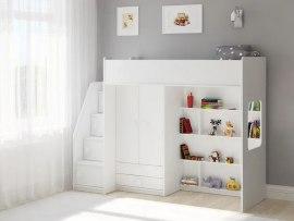 Кровать чердак Легенда A604.3