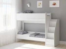 Двухъярусная кровать Легенда D602.3