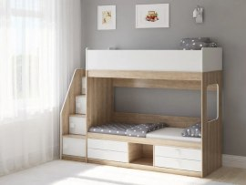 Двухъярусная кровать Легенда D606.3