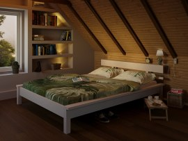 Кровать - татами из массива дерева Vita Mia Minka ( Минка )