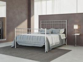 Кровать металлическая DreamLine Modena (2 спинки)