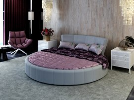 Круглая кровать с ящиком Vita Mia Орлеан