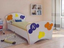 Кровать детская Орматек Соната Kids ( для мальчиков и девочек )
