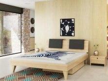 Кровать Letta Eton-Arce ( массив бука )