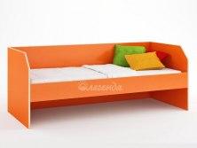 Кровать детская Легенда 13 ( с бортиком )