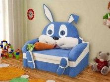 Детский раскладной диван М-Стиль Заяц