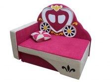 Детский раскладной диван М-Стиль Фея