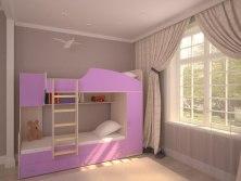 Кровать двухъярусная Ярофф Юниор 2