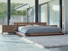 Кровать - татами из массива дерева Vita Mia Dansen (Дансэн)