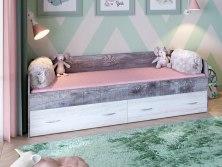 Кровать нижняя Ярофф Юта