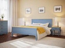 Кровать DreamLine Кассис ( массив бука )