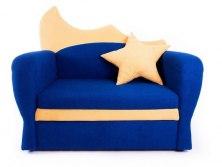 Детский раскладной диван - кровать Малина Ночка