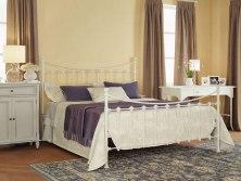 Кровать металлическая DreamLine Charm (2 спинки)