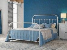 Кровать металлическая DreamLine Pauline (2 спинки)