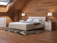 Кровать Rest 1+матрас Like