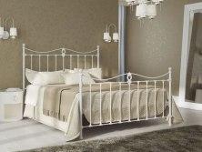 Кровать металлическая DreamLine Taya (2 спинки)