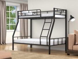 Кровать двухъярусная металлическая Раута ( для детей и взрослых )