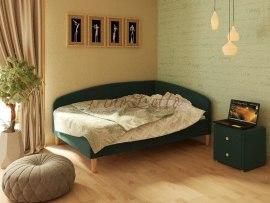 Кровать угловая PinoLetto ( Salli ) Салли